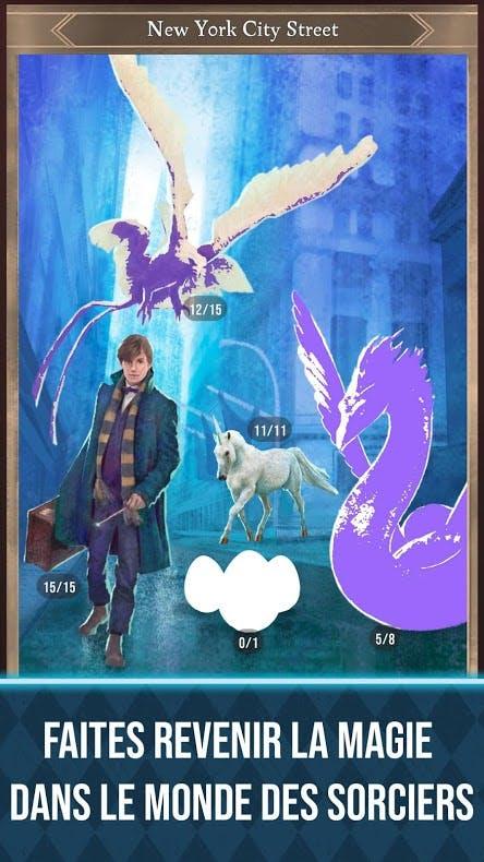 Les retrouvables Harry Potter Wizards Unite