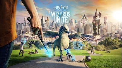 L'application Harry Potter Wizards Unite pour toute la famille