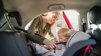 L'astuce d'une maman pour ne pas oublier bébé dans la voiture (photo)