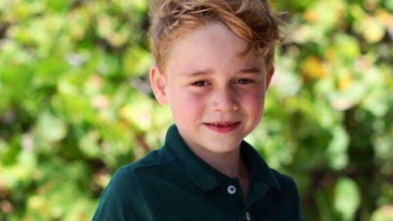 Anniversaire : les 6 ans du prince George en photos