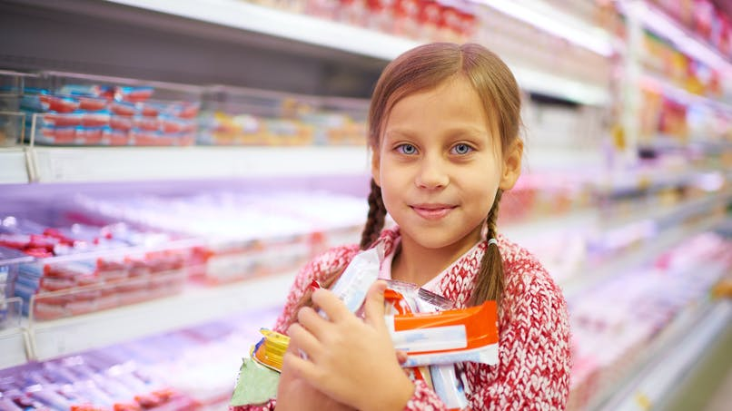 Snacks : offrir une large variété d'aliments aux enfants les pousserait à manger plus