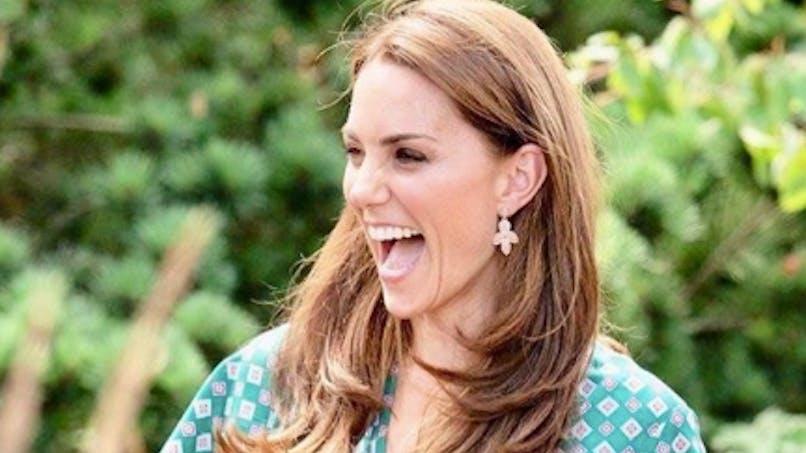 Kate Middleton enceinte du quatrième ?