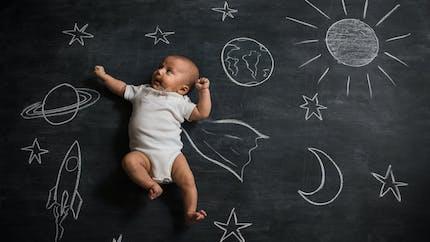 Insolite : les bébés nés dans l'espace pourraient avoir une tête plus grosse