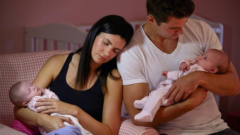 L'astuce d'une mère de jumelles pour les aider à trouver leur rythme de sommeil