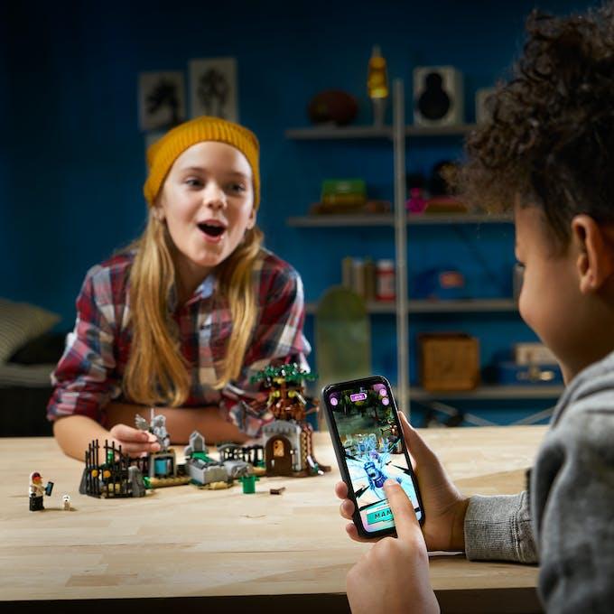 lego hidden side jeu en réalité augmentée