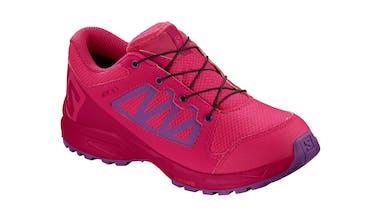 Les baskets XA Elevate CSWP de Salomon : des chaussures pour enfants faciles à lacer