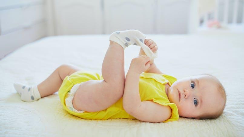 Vêtements de bébé : on y retrouve du bisphénol A et des parabens