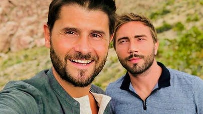christophe beaugrand et son mari