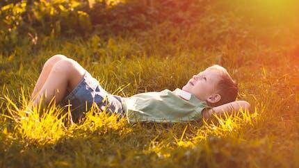 Trois exercices de sophrologie pour les enfants