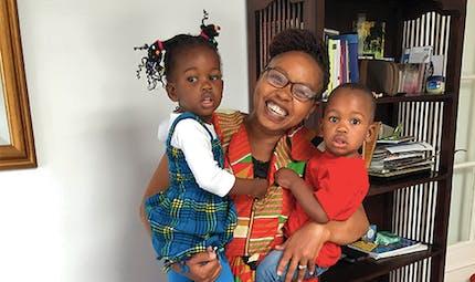 Etre maman au Kenya : le témoignage de Judy, maman de Zena et Vusi