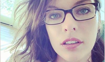 Milla Jovovich enceinte de son troisième enfant