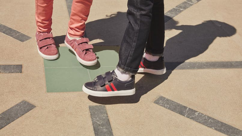Des chaussures et des vêtements accessibles et plus résistants, c'est Mieux non ?