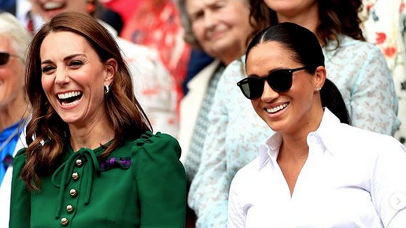 Meghan Markle vs Kate Middleton : qui est la plus populaire ?