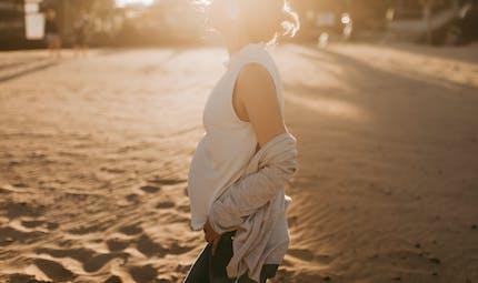 Quatrième mois de grossesse : le ventre s'arrondit