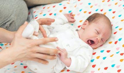 Les troubles digestifs chez Bébé