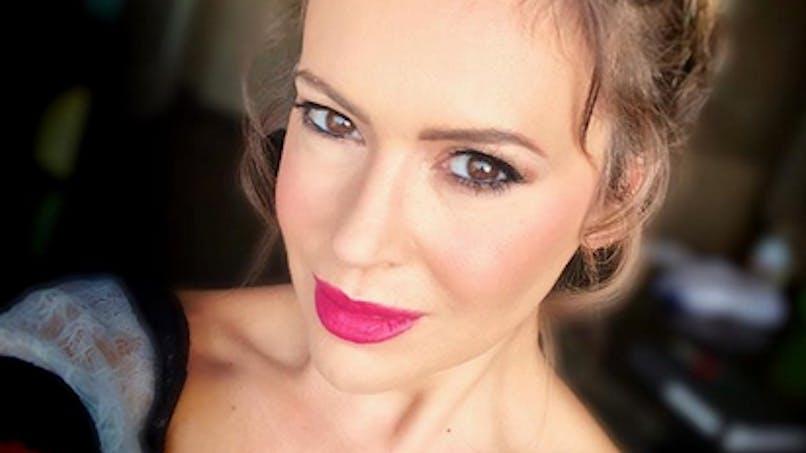Alyssa Milano se confie sur ses deux avortements :