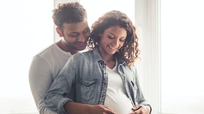 Sixième mois de grossesse : Bébé affine ses sens