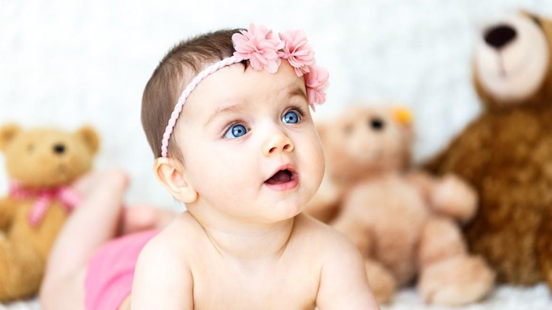 Top 30 des prénoms américains pour fille