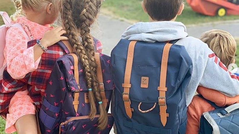 People : les enfants font leur rentrée (diaporama)