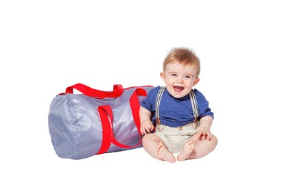 Le sac Baby N Go de BABYTOLOVE