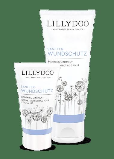 La crème protectrice pour le change de LILLYDOO