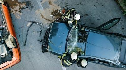 accident de voiture enfant en danger nadia kermel
