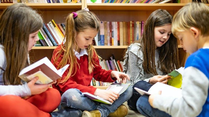 Bonne nouvelle, les enfants lisent et aiment lire!