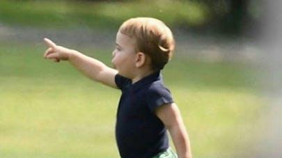 Le Prince Louis de Cambridge