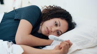 Fièvre enceinte, que faire ?