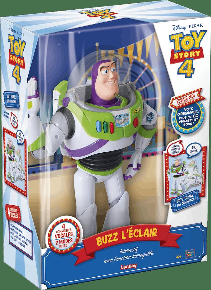Buzz l'éclair ranger de l'espace Lansay