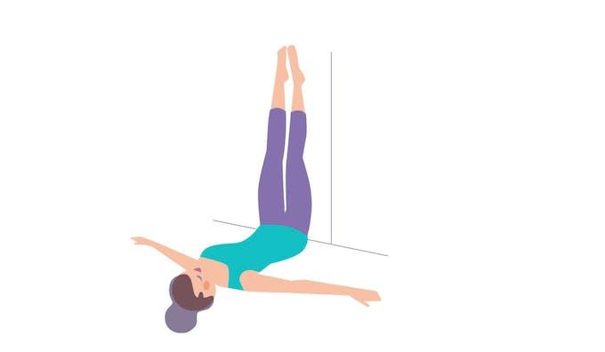 yoga allongée