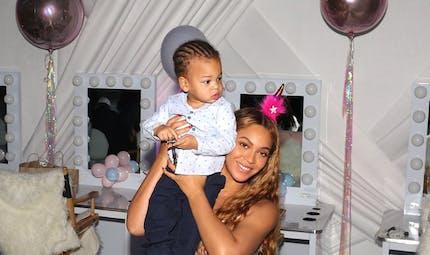 Beyoncé, Meghan Markle, Lara Fabian... le diapo des people en famille