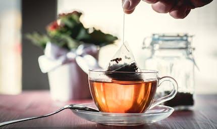 Certains sachets de thé peuvent libérer d'énormes quantités de microplastiques