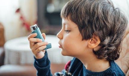 Asthme : l'utilisation d'un test simple permet de mieux contrôler l'asthme de l'enfant