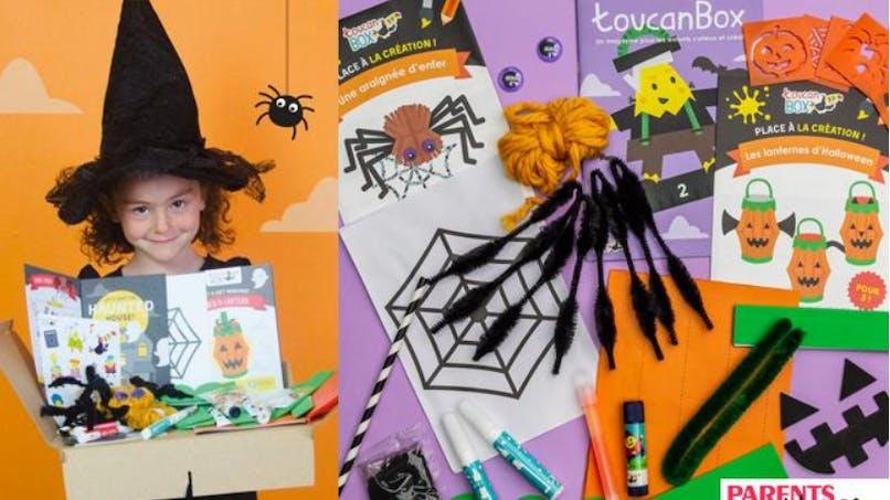 Loisirs : avec la Box Parents/Momes, on prépare Halloween en famille !