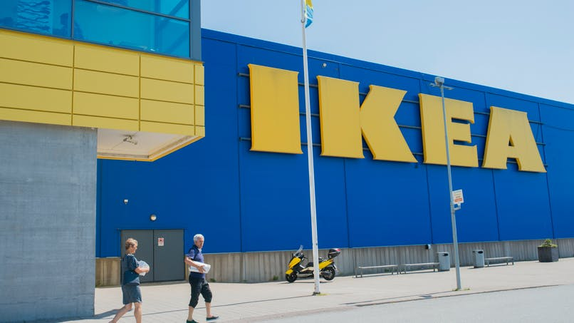 Ikea rappelle des bavoirs pour risque d'étouffement