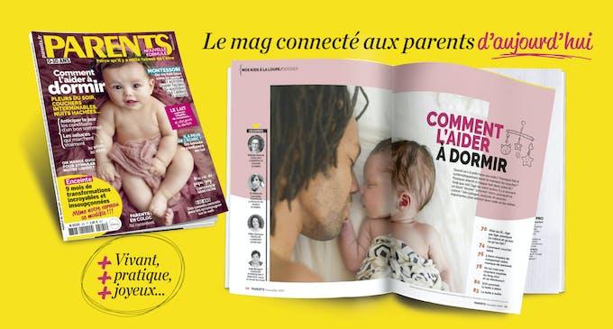 feuilletage Parents novembre 2019