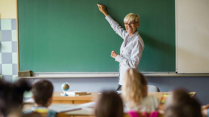 Ecole : 46 % des enseignants ont une fatigue des cordes vocales