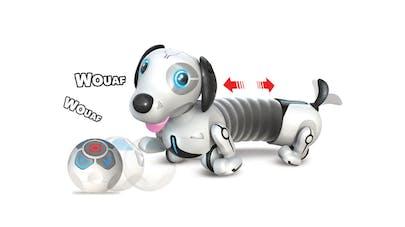 chien accordéon Silverlit