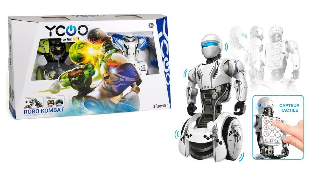 Gamme de jeux robots Ycoo Silverlit