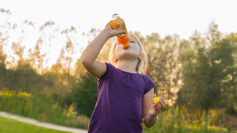 Nutri-Score : comment choisir les boissons à mettre dans le cartable ?