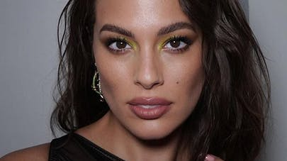 ashley graham enceinte
