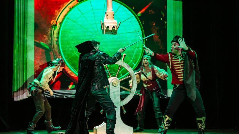 Jules Verne : un spectacle parisien à voir en famille