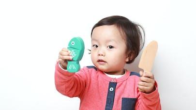 Du poisson durant la petite enfance réduirait les risques d'eczéma et d'asthme
