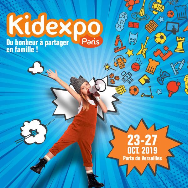 Kidexpo, un salon à découvrir en famille !