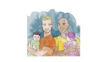 Témoignage : « Nous sommes des papas gays. Et nous sommes des parents comme les autres »
