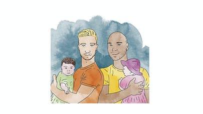 Papa gays