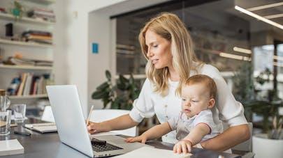 Salaires des femmes : il est pénalisé de 25 % à l'arrivée d'un enfant