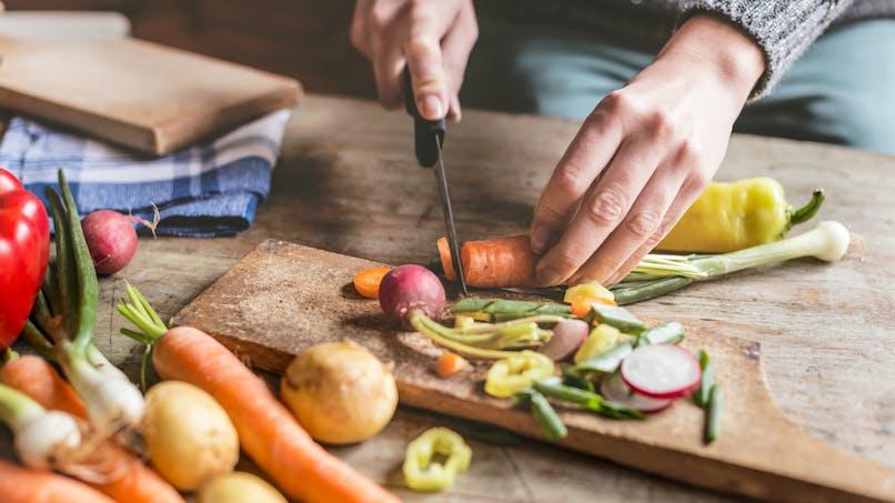 Dépression: on peut la réduire avec une alimentation plus saine