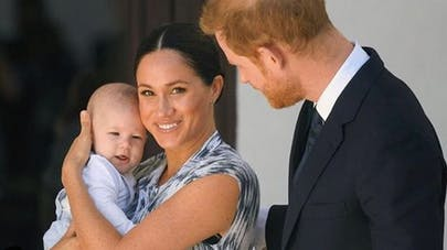 Meghan Markle Harry et Archie